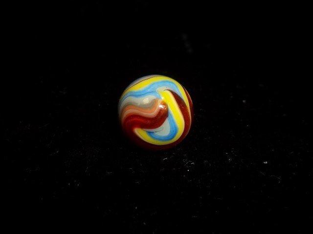 8: Nice swirl marble