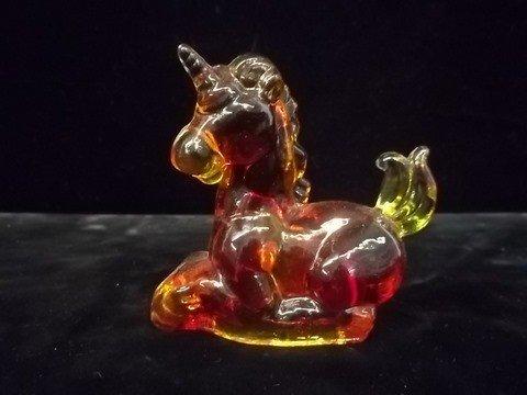6: Boyd Amber Unicorn