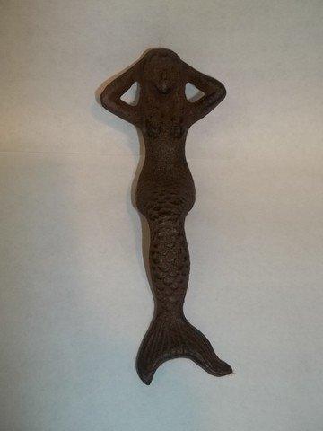 21: Cast Iron Mermaid