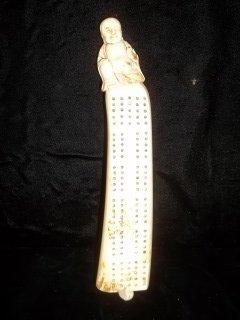 317: Genuine Ivory Oriental Game