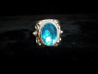 134: Sterling Silver Ring