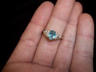 136: Nice costume ring