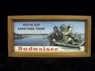 3: Budweiser 3-D Sign