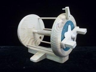 42: Fly Reel Toilet Paper Holder 8 Inch