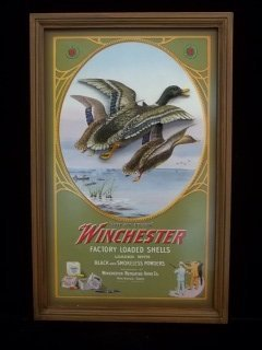47: Winchester 3-D Sign