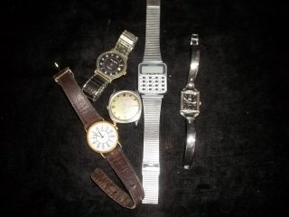 5: 5 Watch Lot