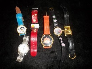 7: 6 Watch Lot
