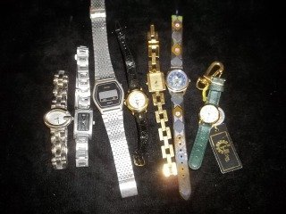 8: 7 Watch lot