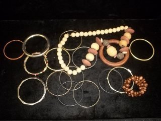 15: Costume Bracelets & More Lot