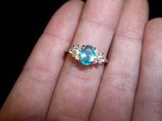 1: Nice Costume Ring