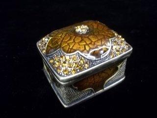22: Nice Enamled Jewel Box