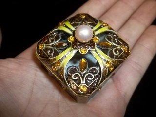 24: Enamled Jewel Box