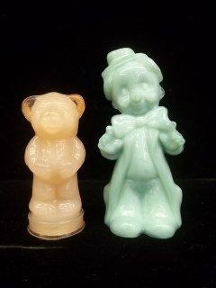 1: Boyd Bear & Clown Figures
