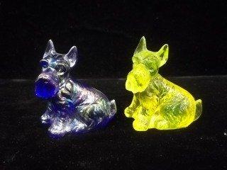 10: Boyd Carnival Vaseline Scotty Dogs