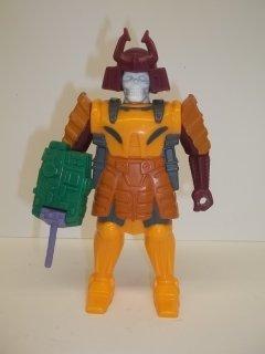 328: 1988 G1 Pretenders Bludgeon N Complete Transformer