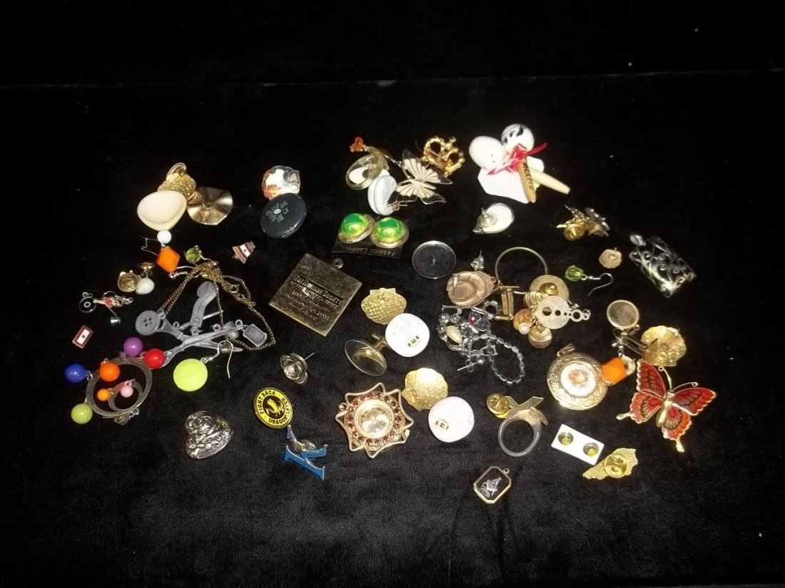 1: Mixed Jewelry Lot
