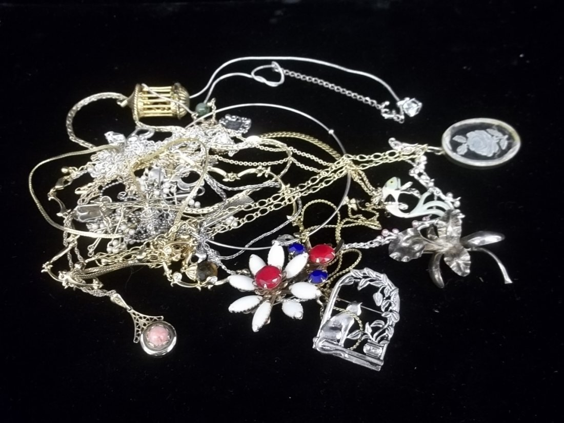 3: Jewelry Lot Mixed