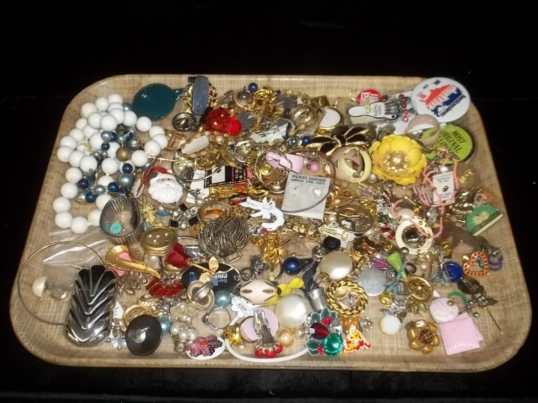 6: Mixed Jewelry Lot