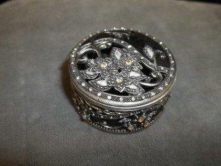 11: Enamled Jewel Box