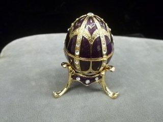 16: Enamled Egg Jewel Box