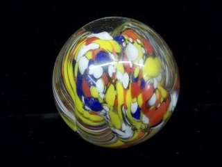 18: Candy Shop Swirl Paperweight