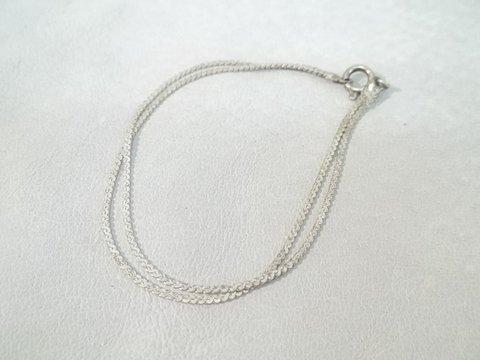 9: Sterling Silver bracelet