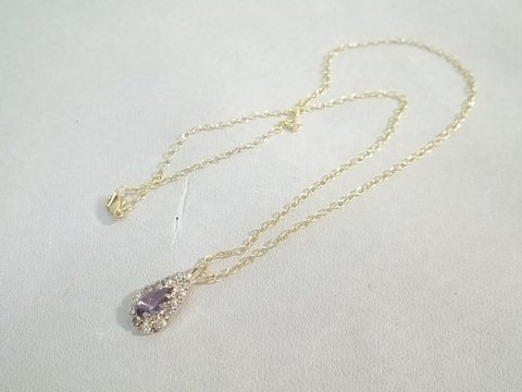11: Amethyst Necklace
