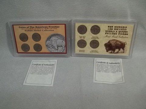 13: Buffalo US Nickel Collection