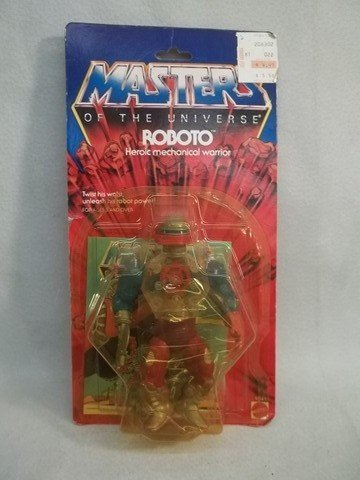 192: He-Man Masters of the Universe Roboto MOC