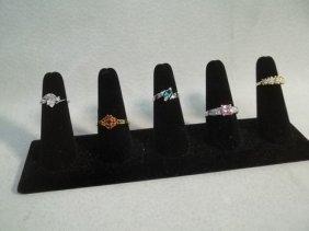 1: 5 Nice Rings