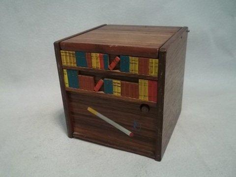 3: Vintage Musical Smoke Box