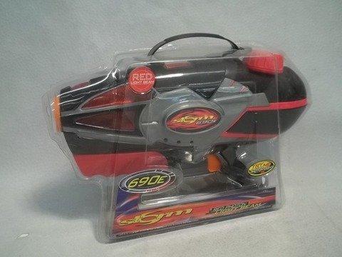9: Light Beam Water Gun MOC