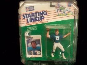 13: 1988 Dan Marino 1st Year Starting Lineup