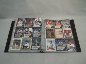 Baseball Card Album FULL Bowman RCs & More