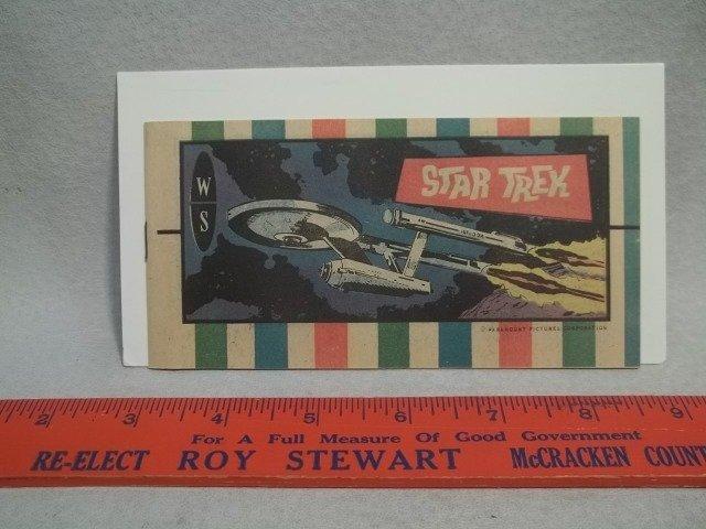 1971 Star Trek Premium Comic Mini
