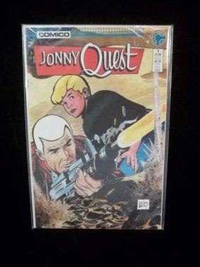 Johnny Quest Comico #1 Comic Book NM
