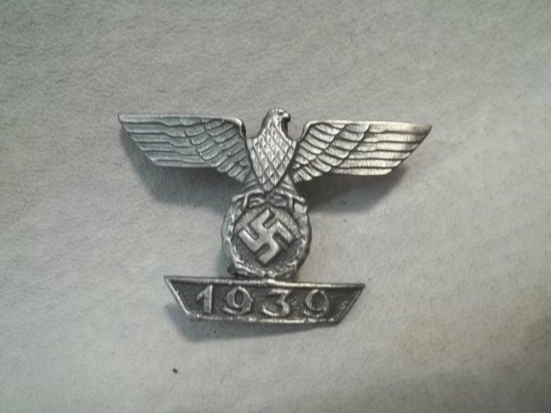 Nazi Eagle Medal