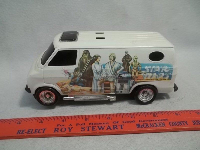 1977 Star Wars Roller Van