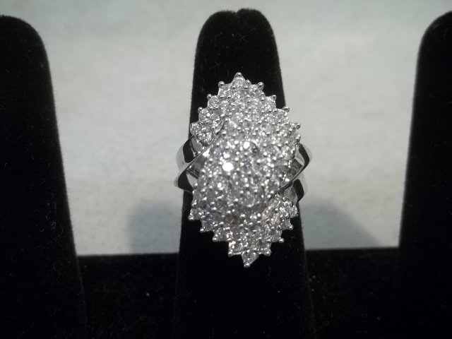 Large Sterling Silver Ring