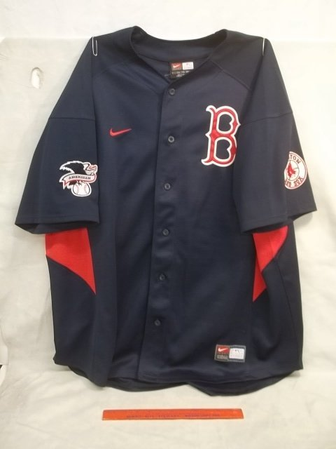 Nike Curt Schilling Boston Red Sox Jersey XXL