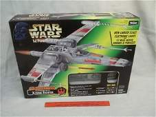 Star Wars Electronic Power F/X X-Wing Fighter MISB