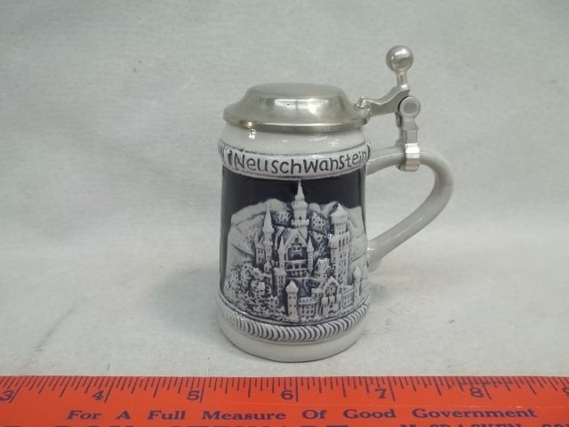 Nice Miniature German Beer Stein