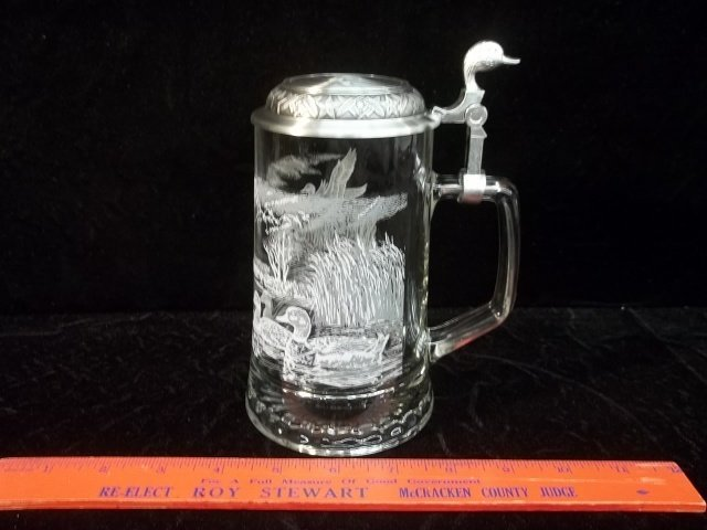Nice German Duck Beer Stein