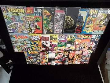 25 Comic Book Lot Xmen More NM