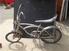 Old Schwinn Grey Ghost Sting Ray Bicycle
