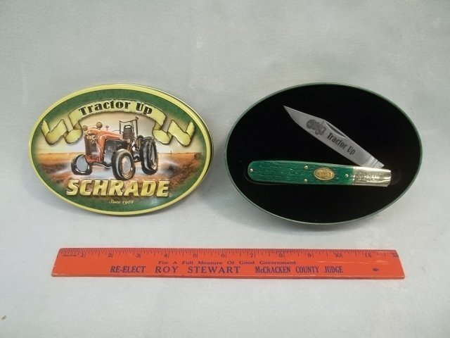 Schrade Tractor Up Knife