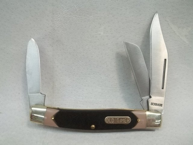 Schrade Old Timer Knife