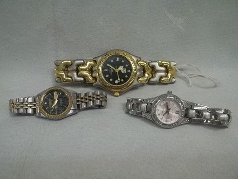 Swanson Tag Heuer More Watch Lot