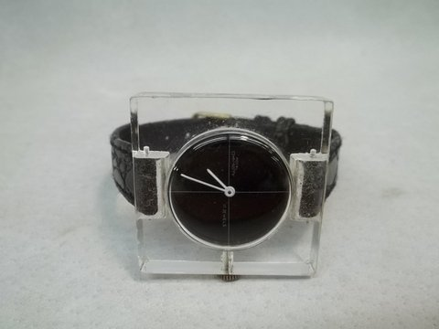 Royal Dynasty Lucite 17 Jewels Vintage Watch