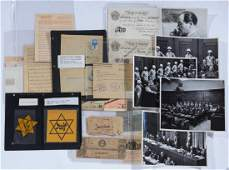 171. THE COLLECTION OF NUREMBERG TRIAL RELATED (AND